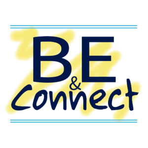 Be and Connect logo